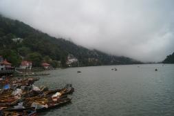 Naini Lake, Nainital, India