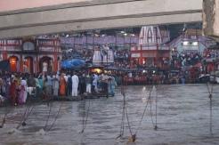Ganga River, Haridwar, India
