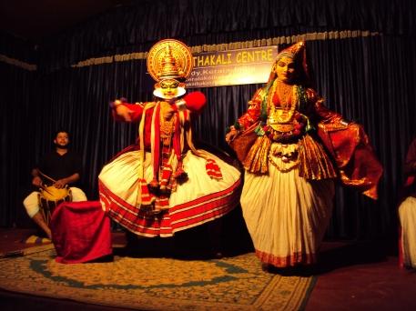 Kathakali, Thekkady, Kerala