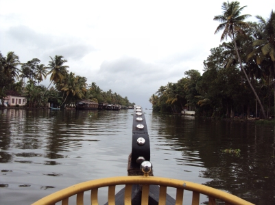 Alleppey, Backwaters, Kerala