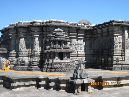 Belur Temple, Karnataka, India