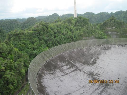 Aricebo Observatory, Puerto Rico