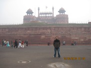 The Red Fort, Delhi, India