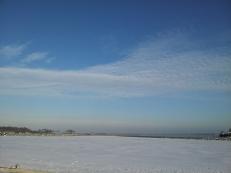 Cold MIlwaukee Winter