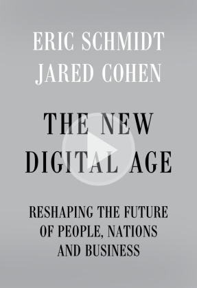 The New Digital Age Cover
